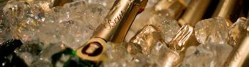 Champagne bedrijfsfeest